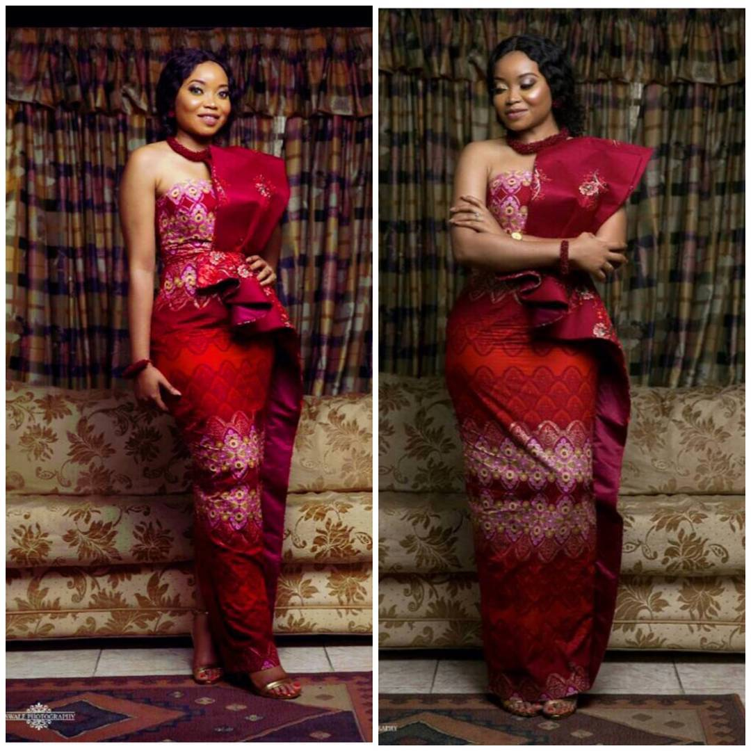 Look Like A Million Dollars In These Head Turning Asoebi Styles