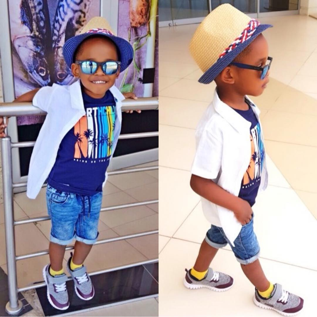 These Stylish Children Are Too Hot To Touch!