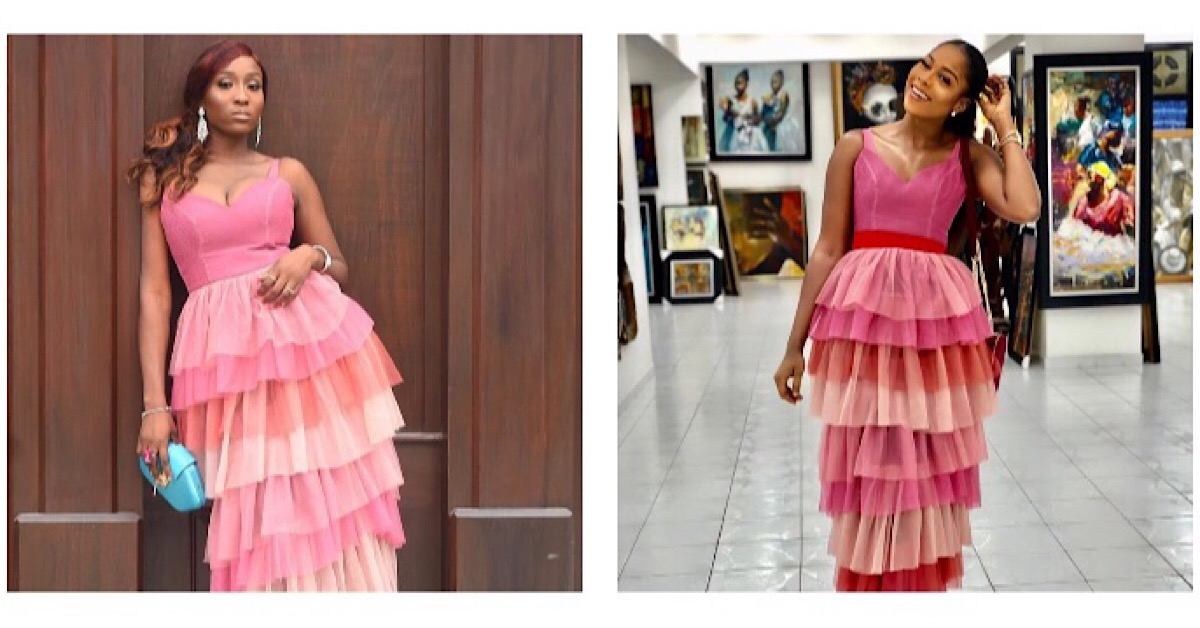 Who Wore It Better ? Lilian Afegbai And Aramide In Zhenawoman