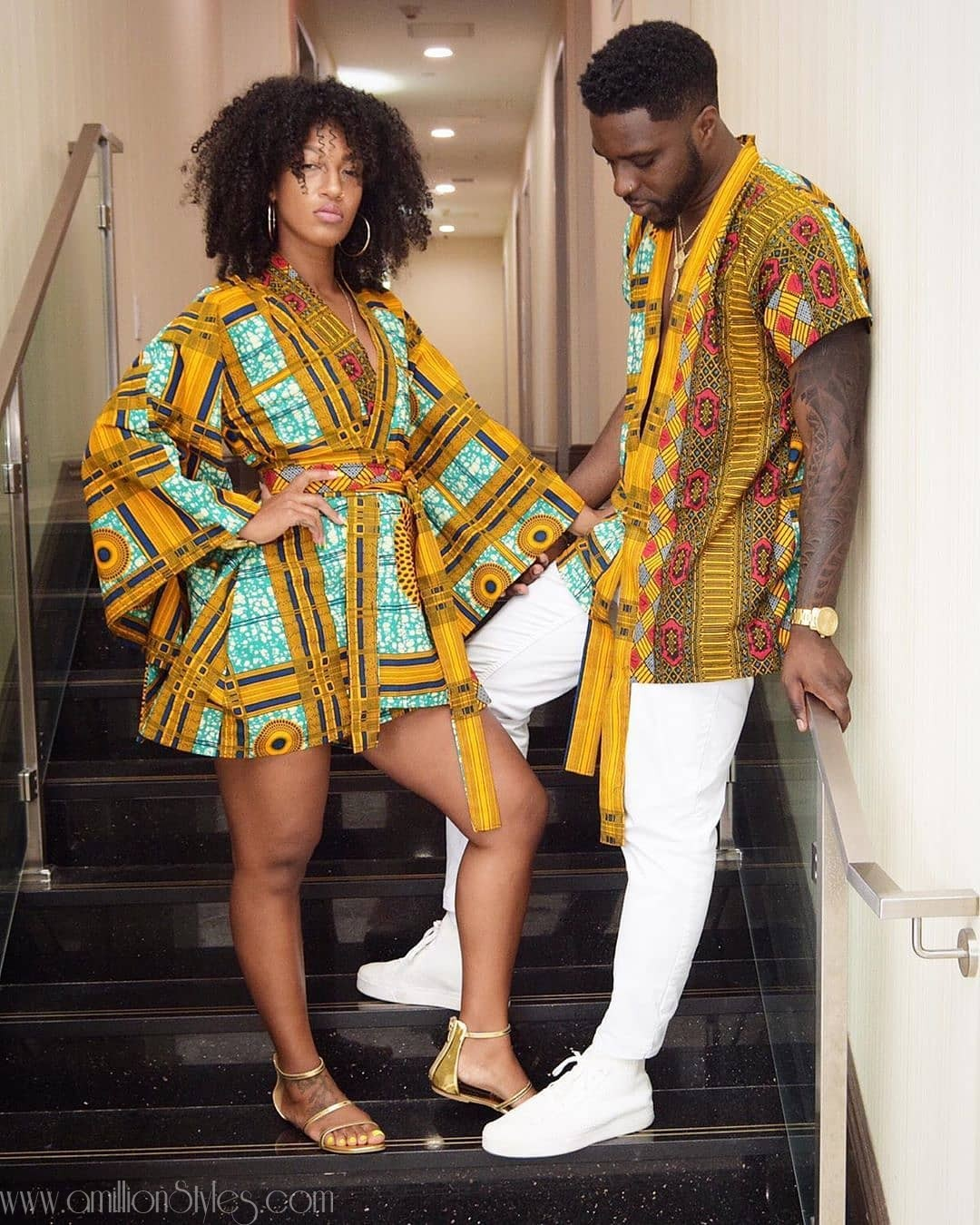 Would You Like To Twin With Bae? These Styles Are Great For Pre-Wedding Outfits