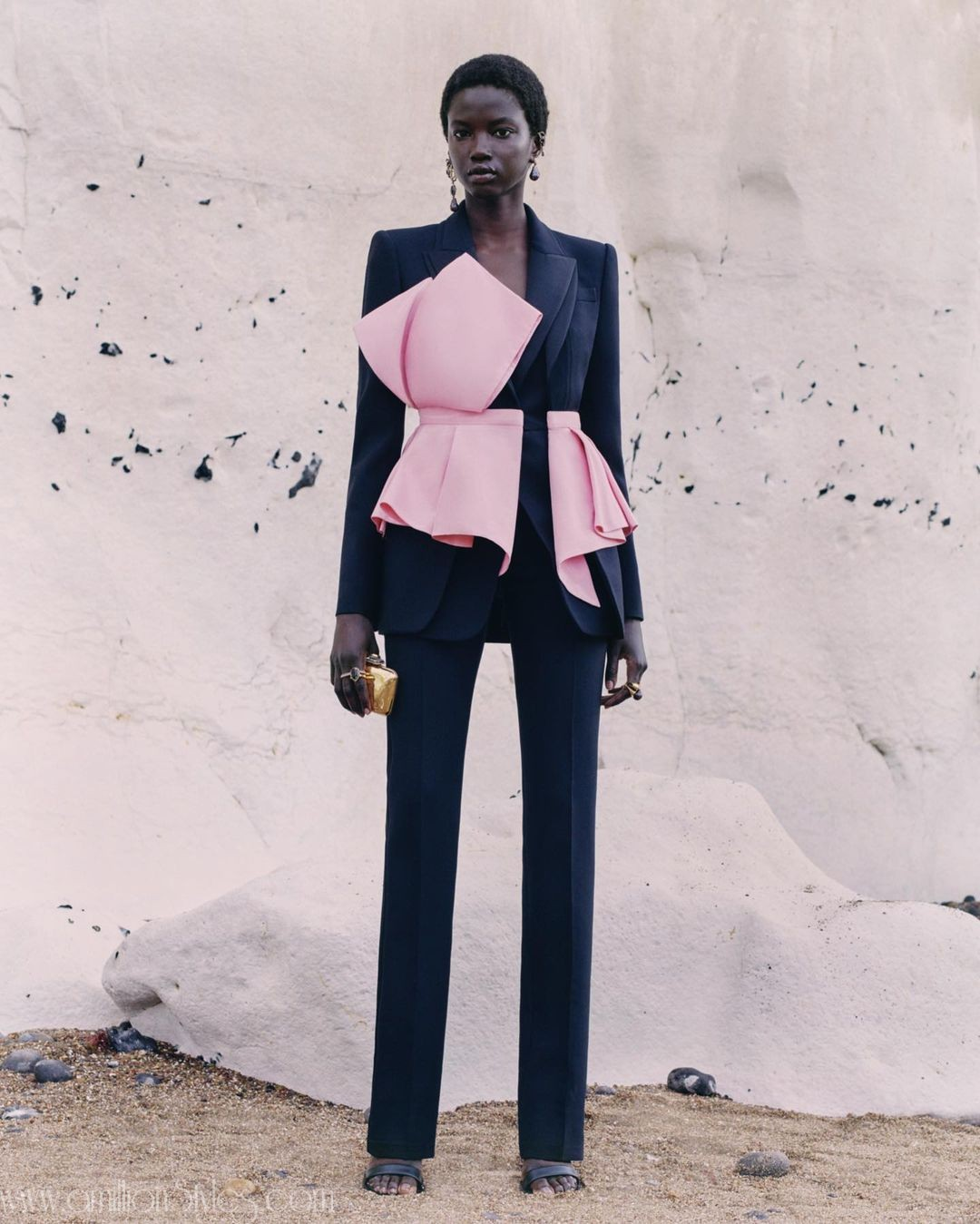Alexander McQueen's Pre Spring-Summer 2021 Resort Collection