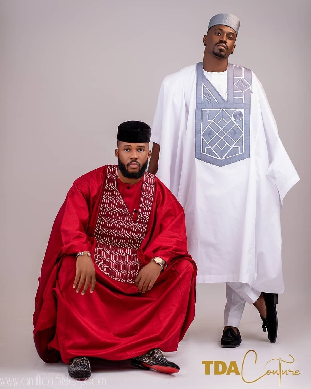 Latest Men Agbada Styles You Must SEE-Volume 2